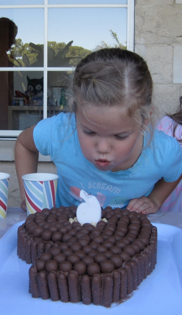 6 birthday cake